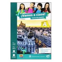 vamos-a-clase-ab--libro-misto-con-openbook-volume-a--dvd-a--lectura-a--lectura-b--cdrom-b--le