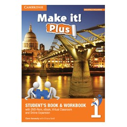 make-it-plus-level-1-sbbebook-in-dvdromebbok-virtual-classroom-and-online-expansion-vol-1