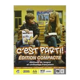 cest-parti-unico--cd-audio--vol-u