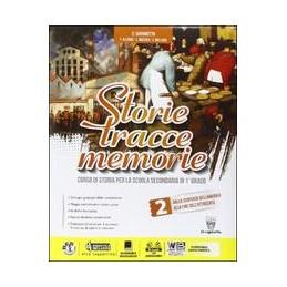 storie-tracce-memorie-2--dvd-libro-digitale-corso-di-storia-per-la-scuola-secondaria-di-i-grado-vol