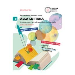 alla-lettera-volb-b-sintassi-lessicodvd-rom-vol-2