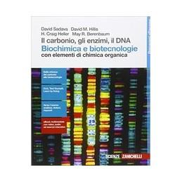 carbonio-il-gli-enzimi-il-dna--ldm-biochimica-e-biotecnologie-con-elementi-di-chimica-organic