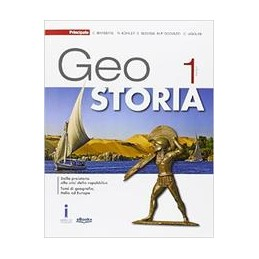 geo-storia--atlante-corso-di-storia-e-geografia-vol-1