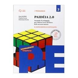 paideia-2-0-v-3-3-il-novecento-e-lattualita-vol-3