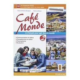 cafe-monde-2--edizione-mylab--vol-2
