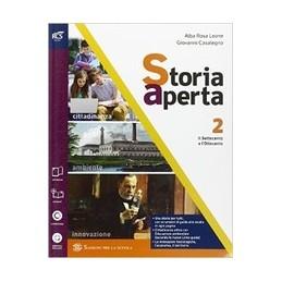 storia-aperta-classe-2--libro-misto-con-openbook-volume-2--extrakit--openbook-vol-2