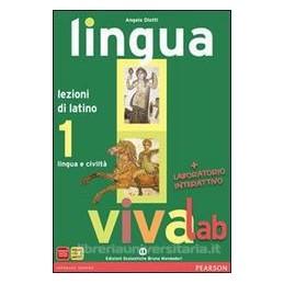 LINGUA VIVA LAB 1 +DIGILAB DVD