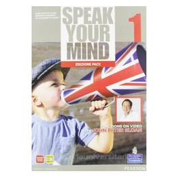 SPEAK YOUR MIND 1 SB&WB +ACTIVE BOOK
