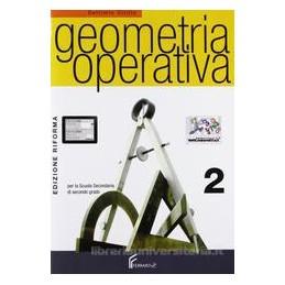 GEOMETRIA OPERATIVA 2 X BN LIC.
