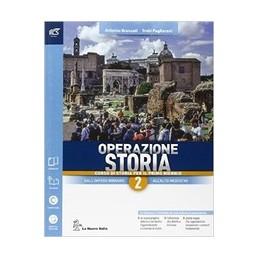 operazione-storia-classe-2--libro-misto-con-openbook-volume-2--extrakit--openbook-vol-2