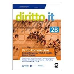 DIRITTOIT-2B-DIRITTO-COMMERCIALE-FALLIMENTO-TITOLI-CREDITO-LAVORO-FINANZA-Vol