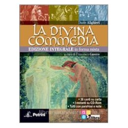 DIVINA COMMEDIA (GNERRE) +CD ROM