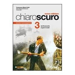 CHIAROSCURO  3 X TR