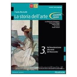 STORIA DELL`ARTE ED.VERDE 3A+3B NEOC XXI
