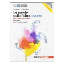 PAROLE DELLA FISICA AZZURRO 1 +EBOOK