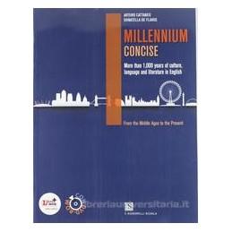 MILLENNIUM CONCISE +DVD