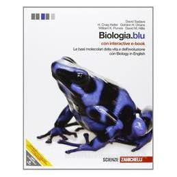 BIOLOGIA BLU  BASI MOLECOLARI VITA+EBOOK