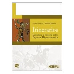 ITINERARIOS  LITERATURA E HISTORIA X TR