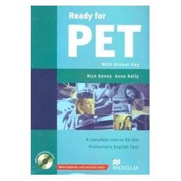 NEW-READY-FOR-PET-SBOOK--KEY-ROM