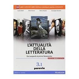 attualita-della--letteratura--ed-bianca-vol-3--tomo-1--vol-u