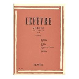 metodo-per-clarinetto-volume-i-vol-1