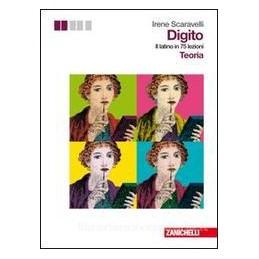 DIGITO  TEORIA +ESERCIZI 1 +CD ROM