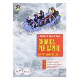 CHIMICA PER CAPIRE (3+4) +DVD X 3,4 LIC.