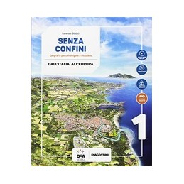 senza-confini-volume-1--atlante-1--regioni-ditalia-easy-ebook-su-dvd---ebook-vol-1