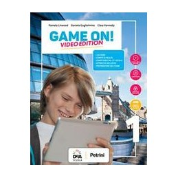 game-on--video-edition-volume-1-students-book--orkbook--ebook--maps-1--easy-ebook-su-dvd