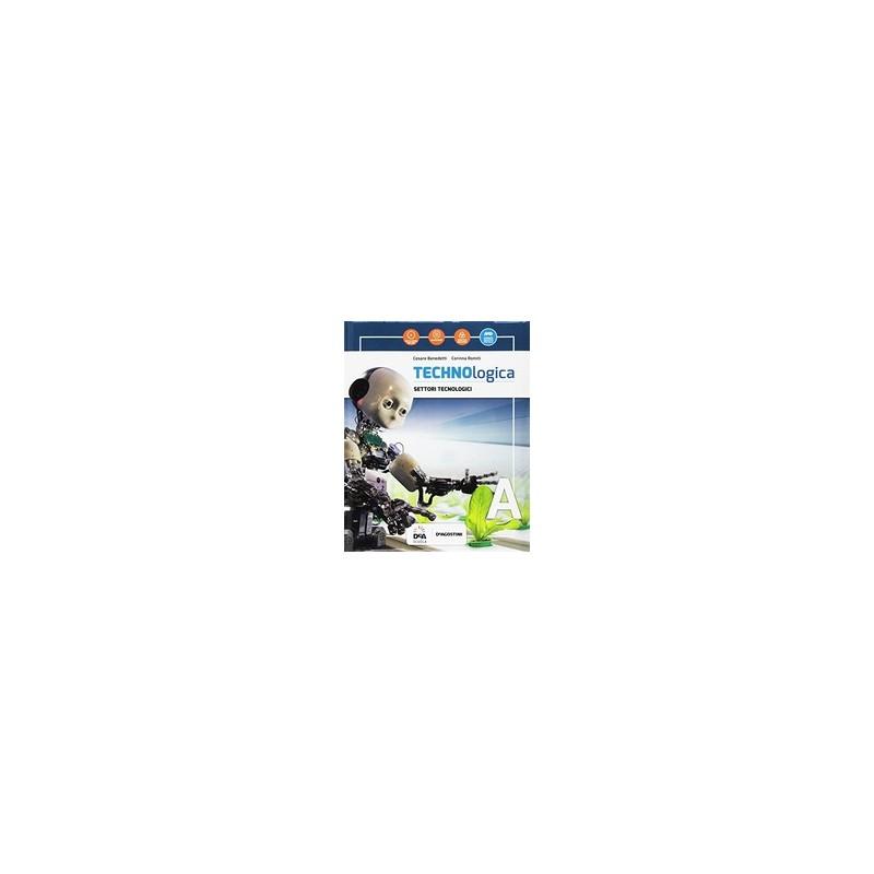 technologica-volume-a--volume-b--ebook-tecnologie-in-sintesi--easy-ebook-su-dvd-vol-u
