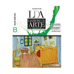 lda--lezioni-di-arte--ed-plus--vol-b--quaderno-sviluppo-competenze-storia-dellarte--quaderno