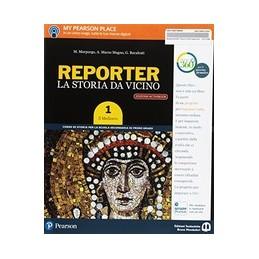 reporter-1-edizione-activebook--vol-1