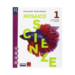 mosaico-scienze-1-libro-misto-con-hub-libro-young-vol-1--laboratorio--hub-libro-young--hub-kit-vo