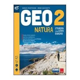 geonatura-classe-2--libro-misto-con-openbook-volume-2--atlante-osservo-e-imparo-2--extrakit--ope