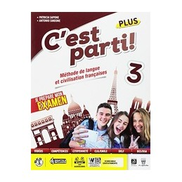 cest-parti-3-plus--libro-digitale--vol-3
