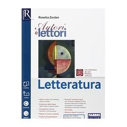 autori-e-lettori-letteratura--libro-misto-letteratura--didattica-inclusiva--hub-kit-vol-u