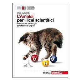 L`AMALDI PER I LICEI SCIENTIFICI 1