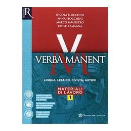 verba-manent-1--libro-misto-con-hub-libro-young-gramesercizi-1per-tradurrerep-lessicalihub-libr
