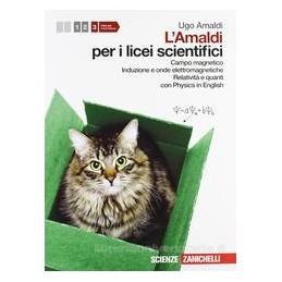 L`AMALDI PER I LICEI SCIENTIFICI 3
