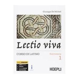 lectio-viva-eserciziario-corso-di-latino-vol-1