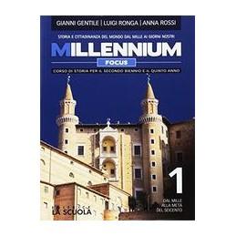 millennium-focus--atlante-kit-1-alunni-storia-dal-mille-alla-meta-del-seicento-vol-1