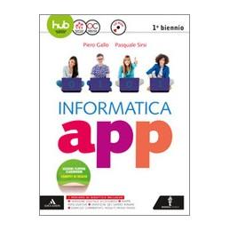 informatica-app-volume-unico-1-bn--cdrom---ed-2017-vol-u