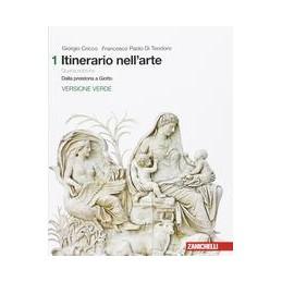 itinerario-nellarte-4a-edizione-versione-verde--volume-1-ldm-dalla-preistoria-a-giotto-vol-1