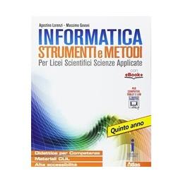 informatica-strumenti-e-metodi-quinto-anno-vol-2