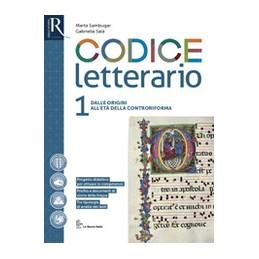 codice-letterario-1--libro-misto-con-hub-libro-young-vol-1--ant-divina-commedia--percorsi--hub-l