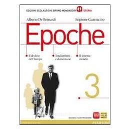 EPOCHE 3  IMPERIALISMO GUERRE MOND.+ATL.