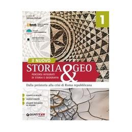 nuovo-storia--geo-vol-1-percorsi-integrati-di-storia-e-geografia-vol-1