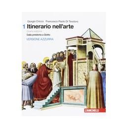 itinerario-nellarte-4a-edizione-versione-azzurra--volume-1-ldm-dalla-preistoria-a-giotto-vol-1