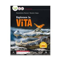 esplorare-la-vita--3-edizione-volume-unico-vol-u