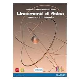LINEAMENTI DI FISICA X 3,4
